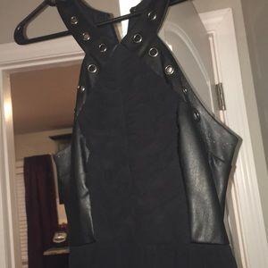Full length BCBG dress